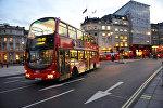Екіқабатты автобус