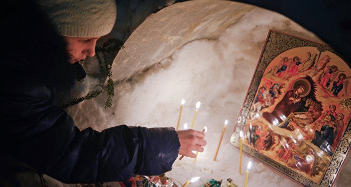 Рождество Христово. Архивное фото