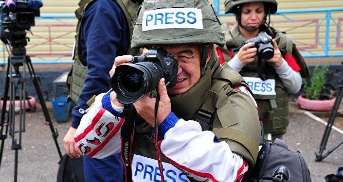 Военные журналисты