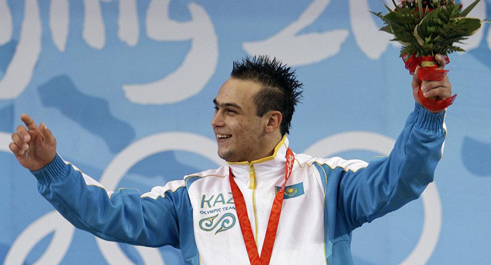 Илья Ильин Бейжіңдегі Олимпиада кезінде