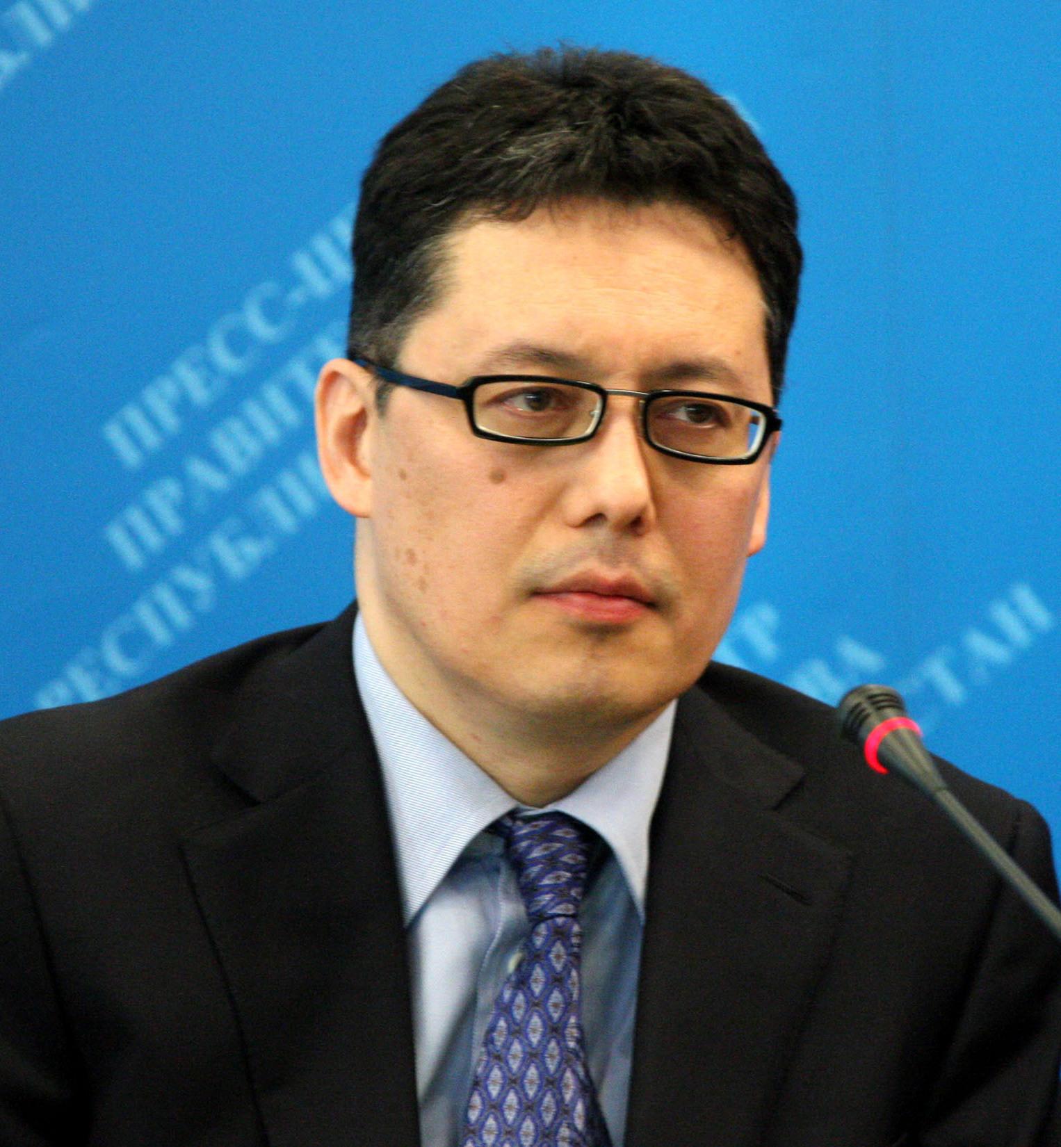 Председатель Национального банка Республики Казахстан Анвар Сайденов