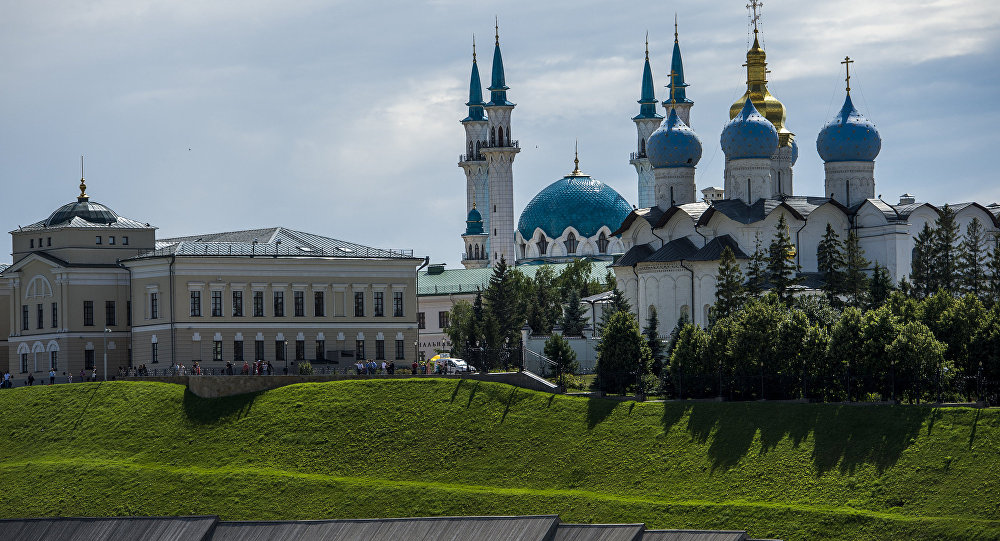 Казань. Архивное фото - рекадр