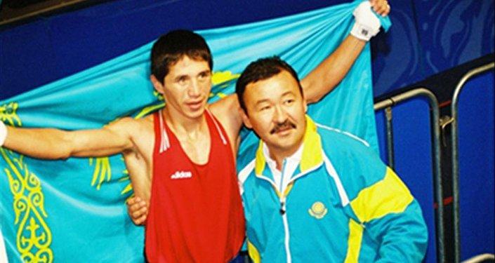 Бекзат Саттарханов