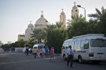 Египет, туристы