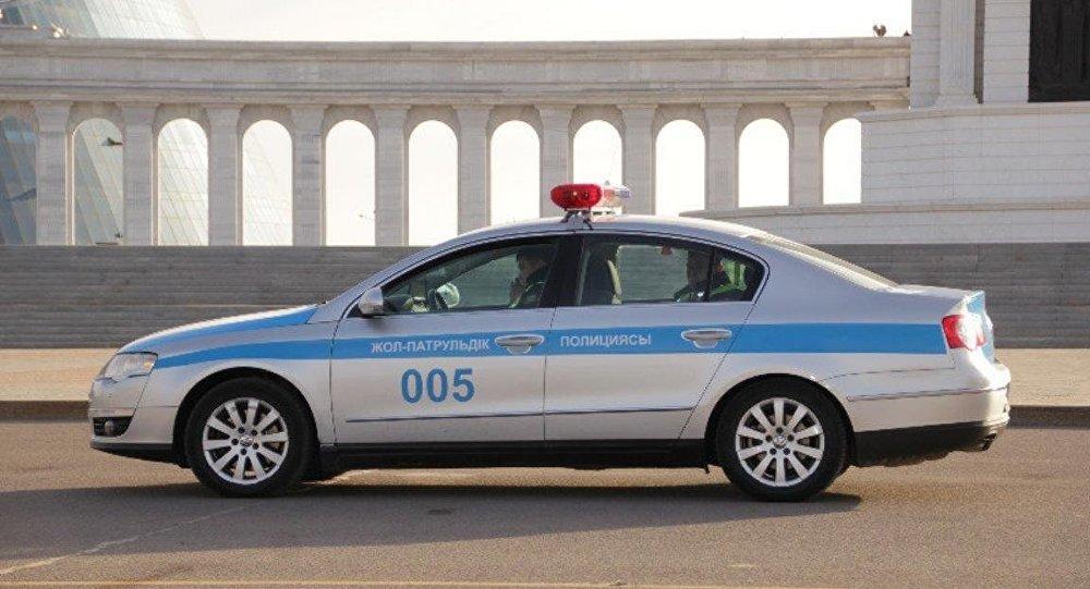 жол полициясы