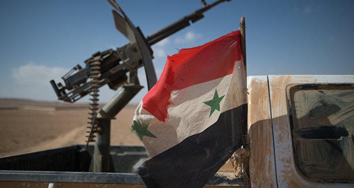 Сириядағы жағдай