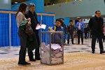Парламентские выборы в Казахстане, архивное фото