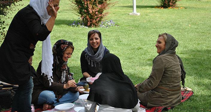 Иран, иран әйелдері, архив