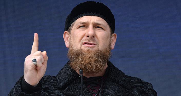 Рамзан Қадыров.