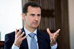 Сирия президенті Башар Асад