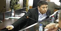 Талгат Ермегияев во время суда, архивное фото