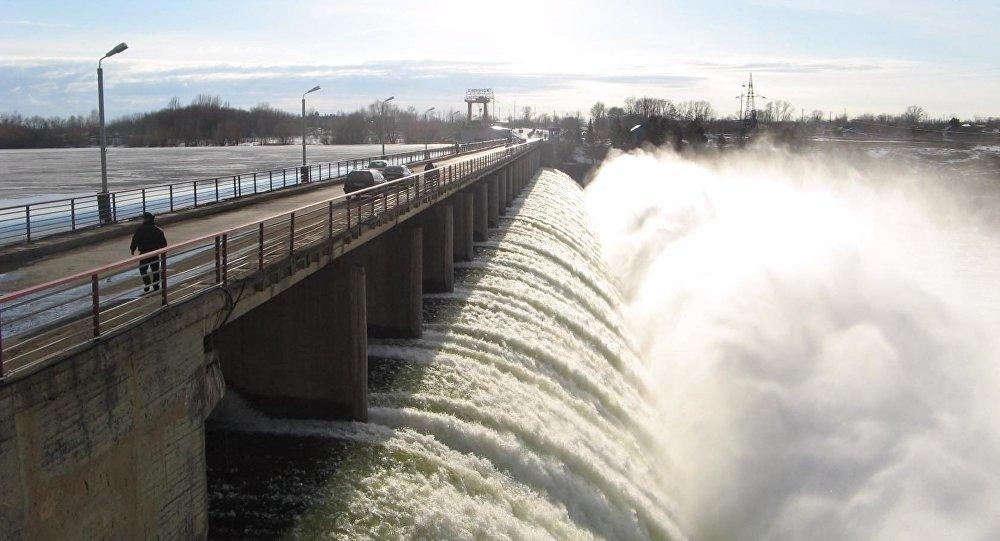 Сергеевское водохранилище