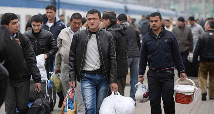 Мигранттар