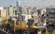 Архивное фото Сеула