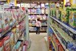 Архивное фото магазина игрушек