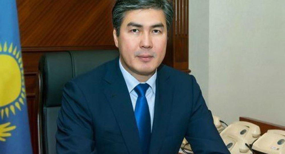 Әсет Исекешев