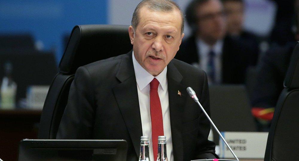 Түркия президенті Режеп Ердоған