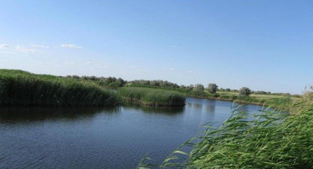 Река Нура. Архивное фото