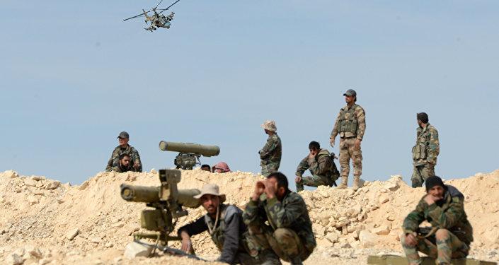 РФ предложила Казахстану иКиргизии отправить военных взоны деэскалации вСирии