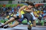 Бронзовый призер ОИ по борьбе Эльмира Сыздыкова