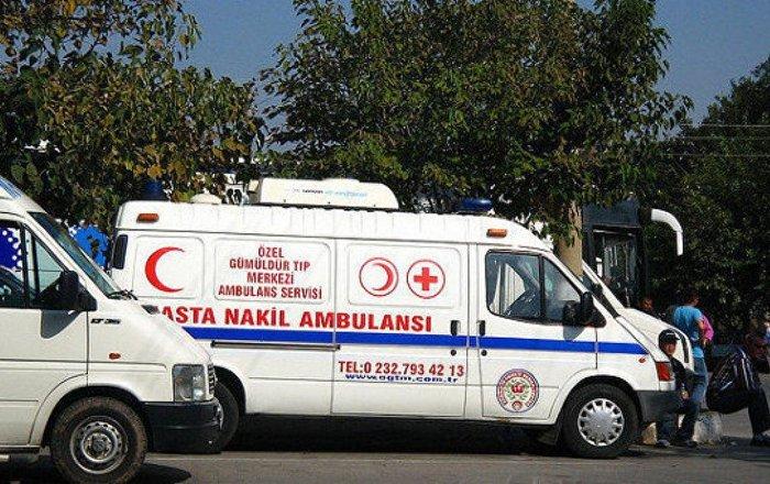 Гражданку Казахстана сбила машина в Анталье