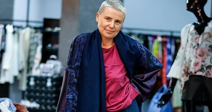 известный предприниматель, владелица магазинов модной одежды Лилия Рах