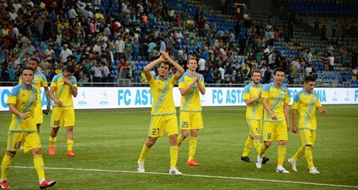 «Астана» и«Олимпиакос» сыграли вничью