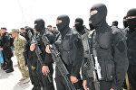 Антитеррористические учения. Архивное фото