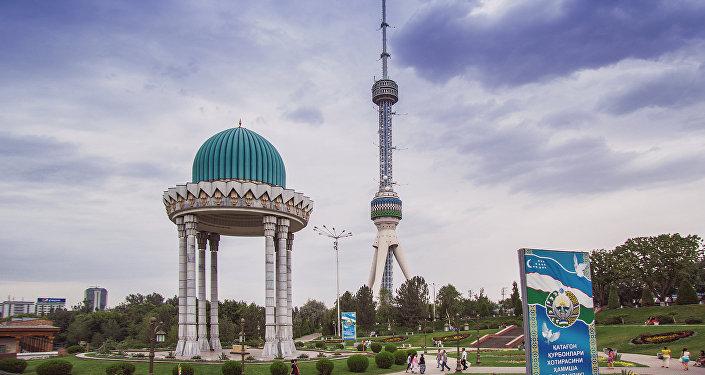 Виды Ташкента. Архивное фото