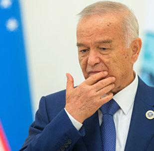 Визит президента РФ В. Путина в Узбекистан