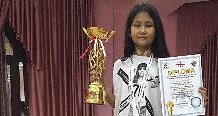 Шахматтан әлем чемпионы Бибісара Асаубаева