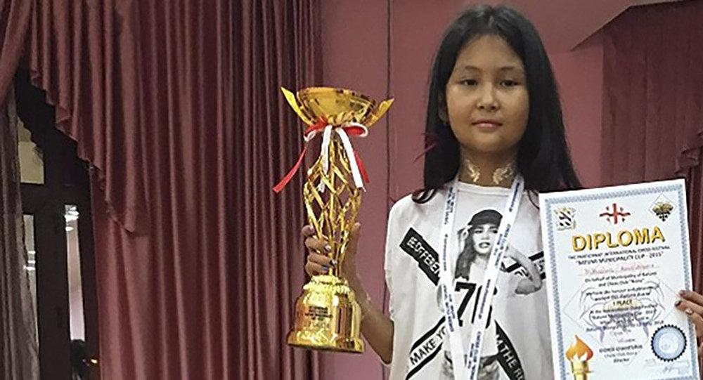 Молодая шахматистка изКазахстана стала чемпионкой мира под флагом Российской Федерации