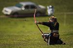 Девушки на играх кочевников
