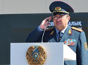 Сакен Жасузаков
