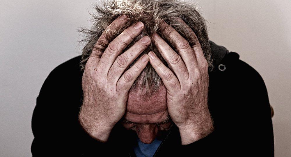 Стресс, отчаяние