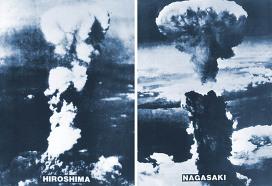 хиросима нагасаки