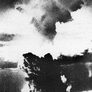 Взрыв бомбы над Хиросимой