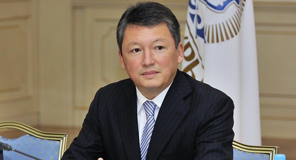 Тимур Құлибаев