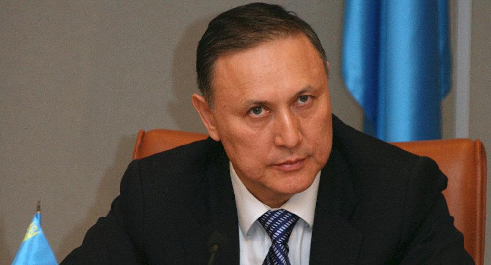 Серик Баймаганбетов