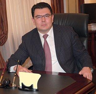 Архивное фото министра энергетики Казахстана Каната Бозумбаева