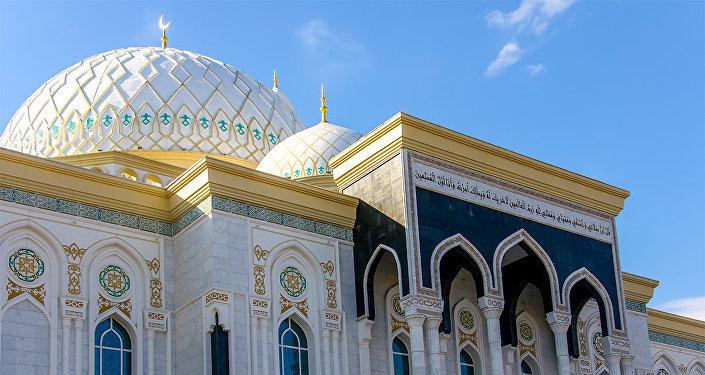 Мечеть архивное фото