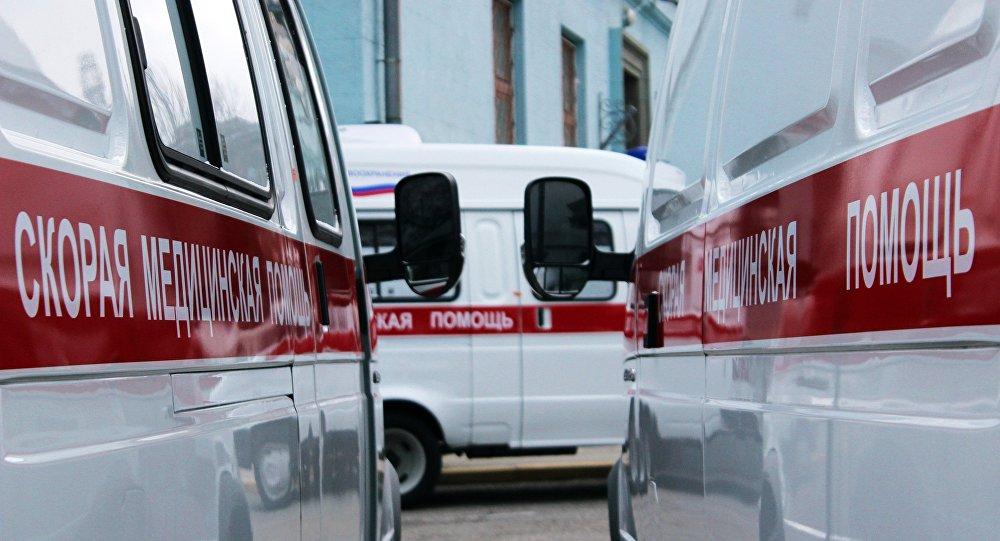 Трое пострадали при взрыве газгольдера вПетропавловске