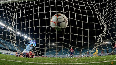 Футбол. Иллюстративное фото