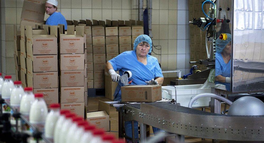 5-ти молочным производителям Кыргызстана запретили ввоз продукции вКазахстан