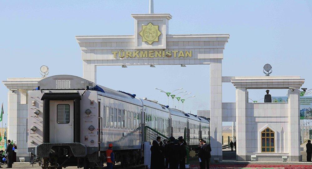 Станция Серхетяка (Туркменистан), Рекадр