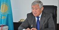 Бердбек Сапарбаев