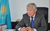 Бердибек Сапарбаев. Архивное фото - рекадр