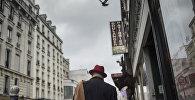 Архивное фото Парижа