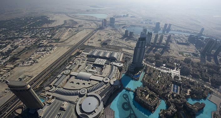 Дубай, ОАЭ - рекадр