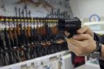 Травматический пистолет Оса. Архивное фото